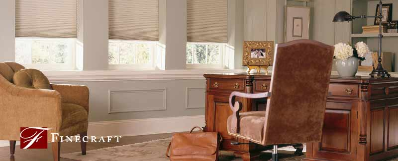 Save 10% on Finecraft Blinds and Shades